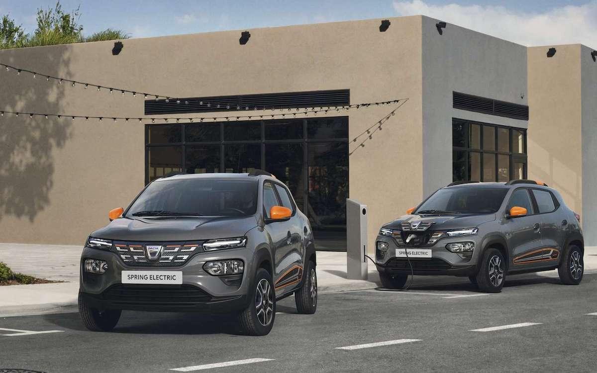 Dacia Spring de Renault