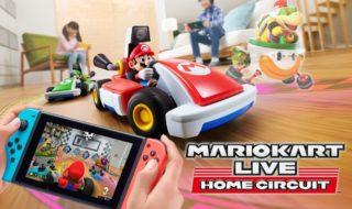 Mario Kart Live Home Circuit : tout savoir sur le jeu en réalité mixte sur Switch