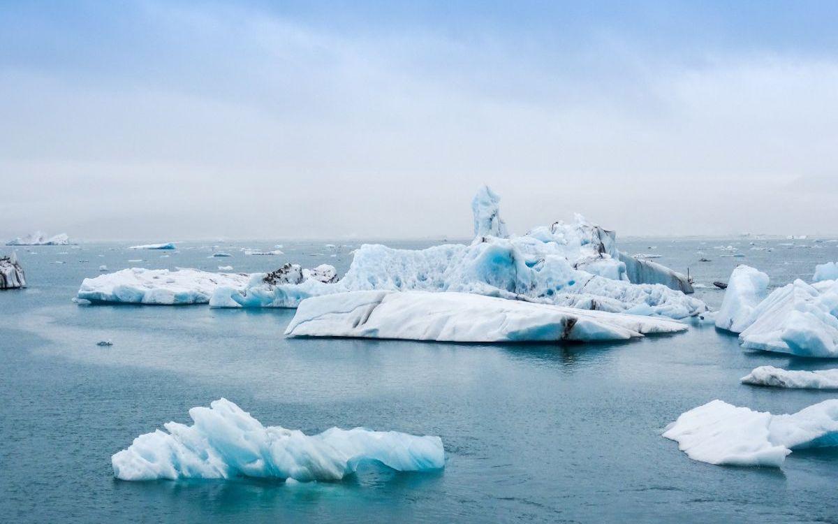 Méthane océan arctique