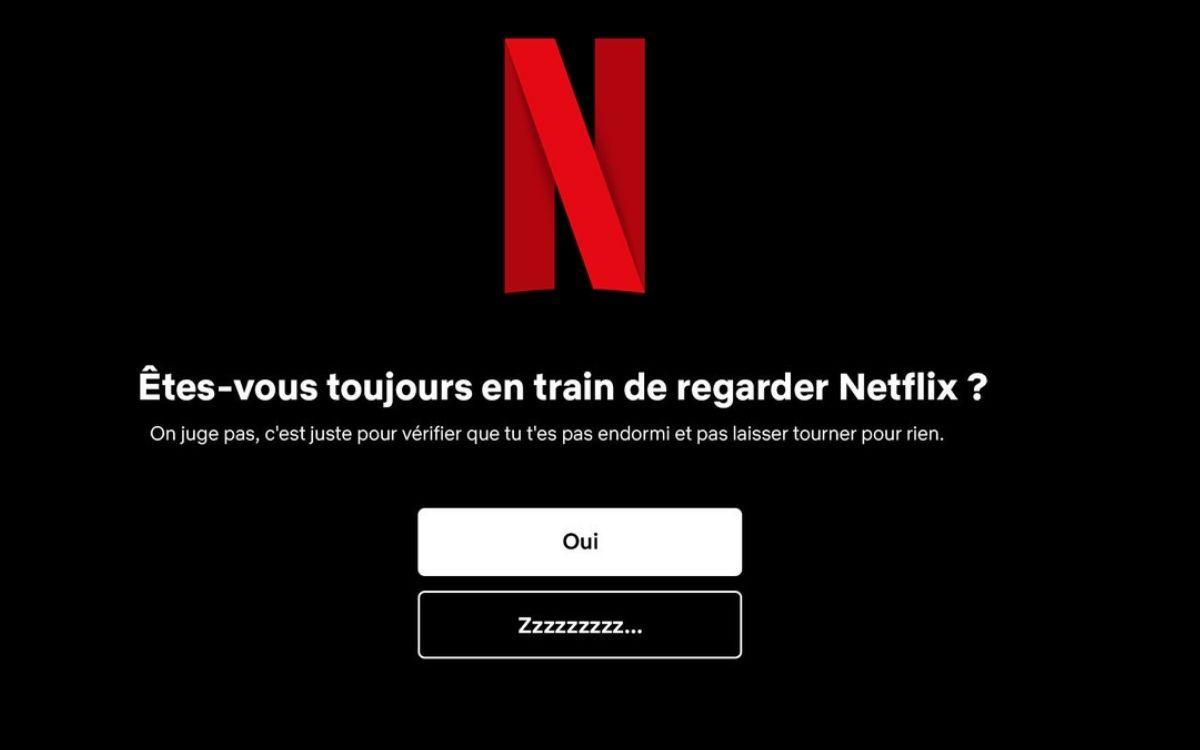 Netflix Vous êtes encore là ?