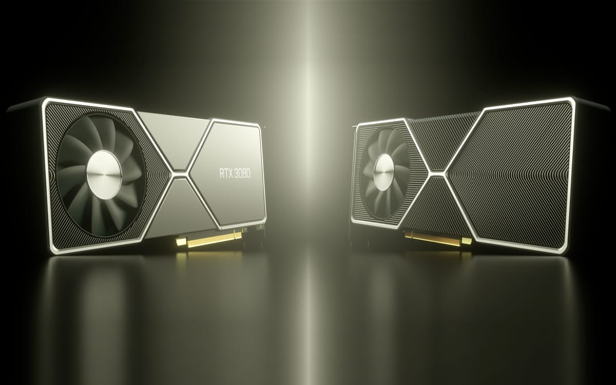 Nvidia RTX 3080 20 Go 3070 16 Go