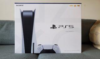 PS5 : voici les premiers unboxing de la console (et de la DualSense)