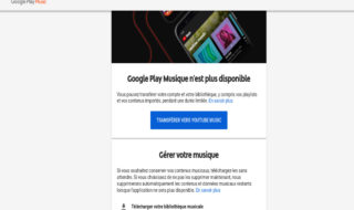 Google Play Music est officiellement mort, vive YouTube Music !