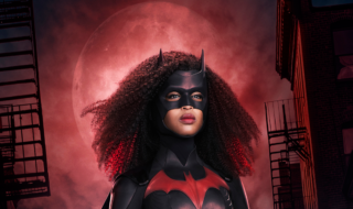 Les premières images de Javicia Leslie en Batwoman