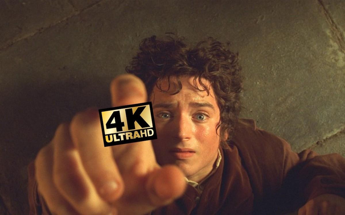 Seigneur des anneaux 4K Ultra HD