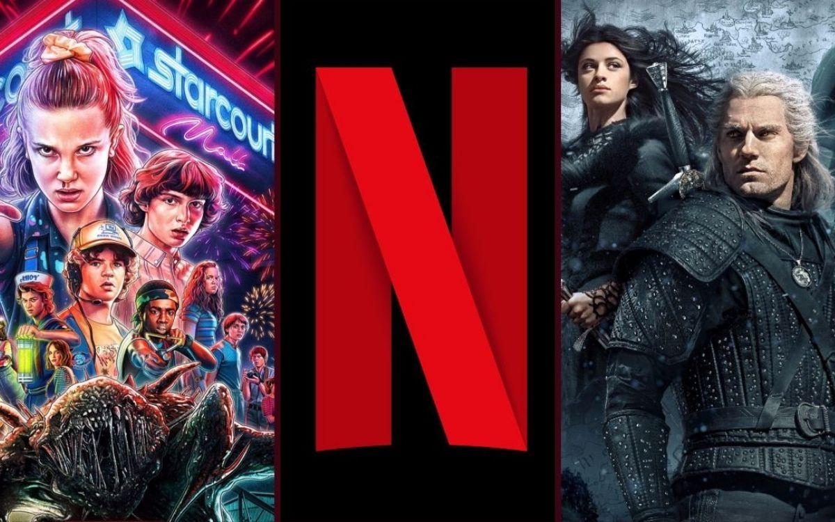 Stranger things saison 4 witcher saison 2 Netflix