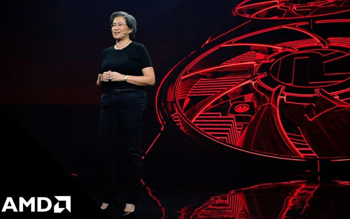 Conférence AMD RX 6000 Radeon