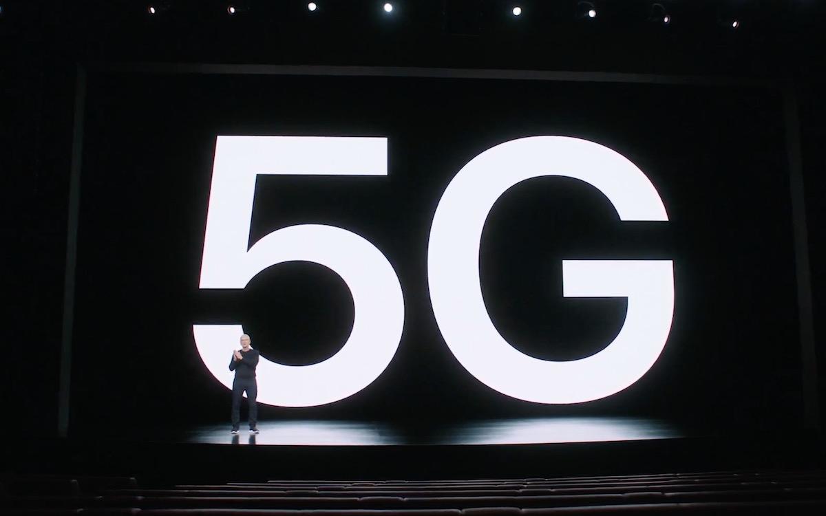 La 5G, véritable nouveauté de l'iPhone 12