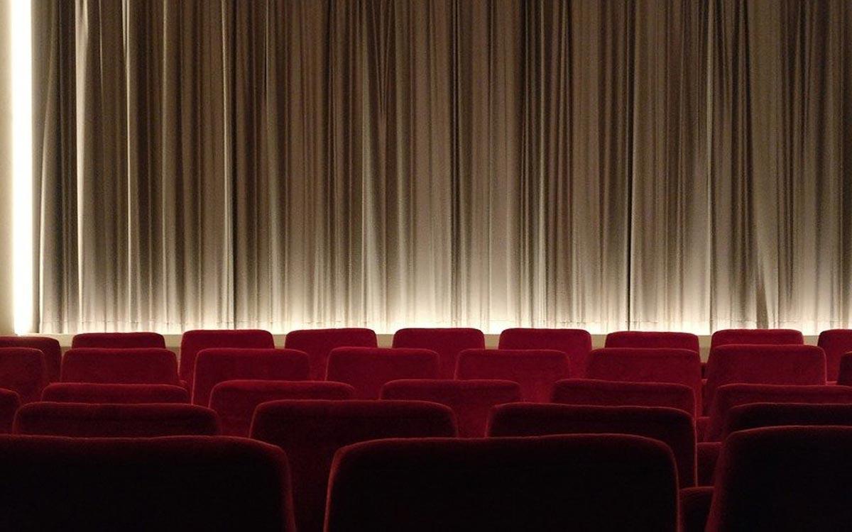 Confinement : fermeture des salles de cinéma