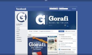 Le Gorafi censuré par Faceboo