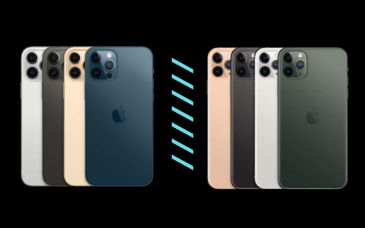 iPhone 12 Pro vs iPhone 12 Pro Max
