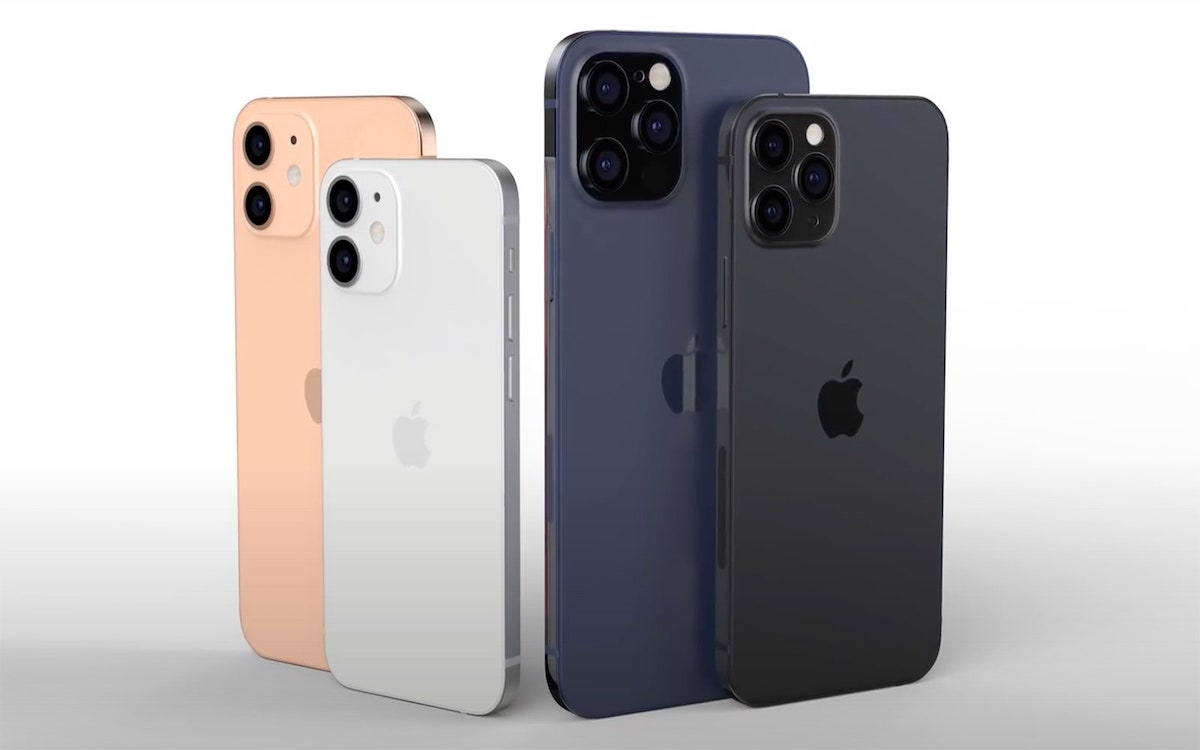iPhone 12 et iPhone 12 Pro