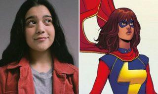 Miss Marvel : voici Iman Vellani, l'actrice qui incarnera la super-héroïne sur Disney+