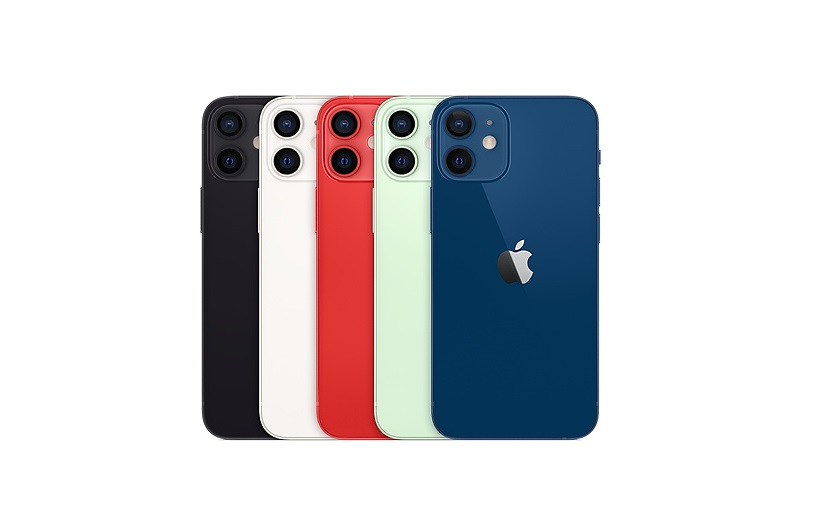 iPhone 12 coloris