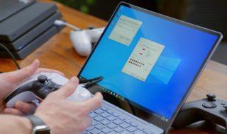 PS5 : la manette DualSense permet de jouer sur PC Windows et Android