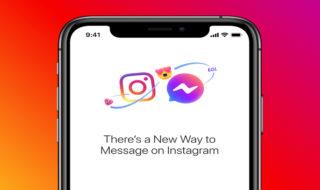 Facebook Messenger et Instagram fusionnent leurs messageries