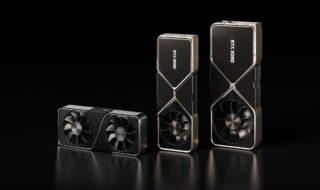 GeForce RTX 3080 et RTX 3090 : Nvidia annonce des pénuries jusqu'en 2021