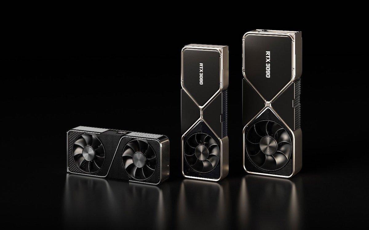 Pénuries NVIDIA RTX 3080 et 3090