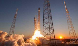 SpaceX : une fusée allant jusqu'à 12.000 km/h pour livrer des armes partout dans le monde