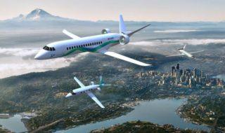Avions électriques : ils pourront voler dans cinq ans, estime Elon Musk