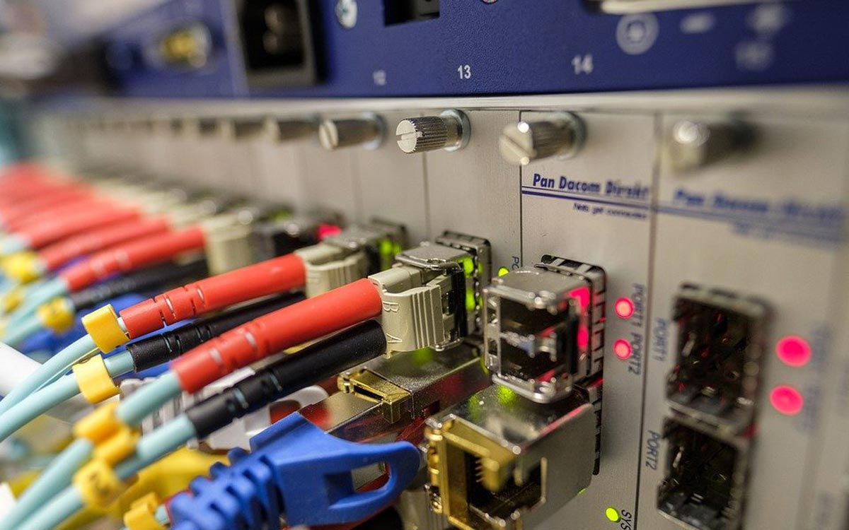 Test d'éligibilité fibre optique