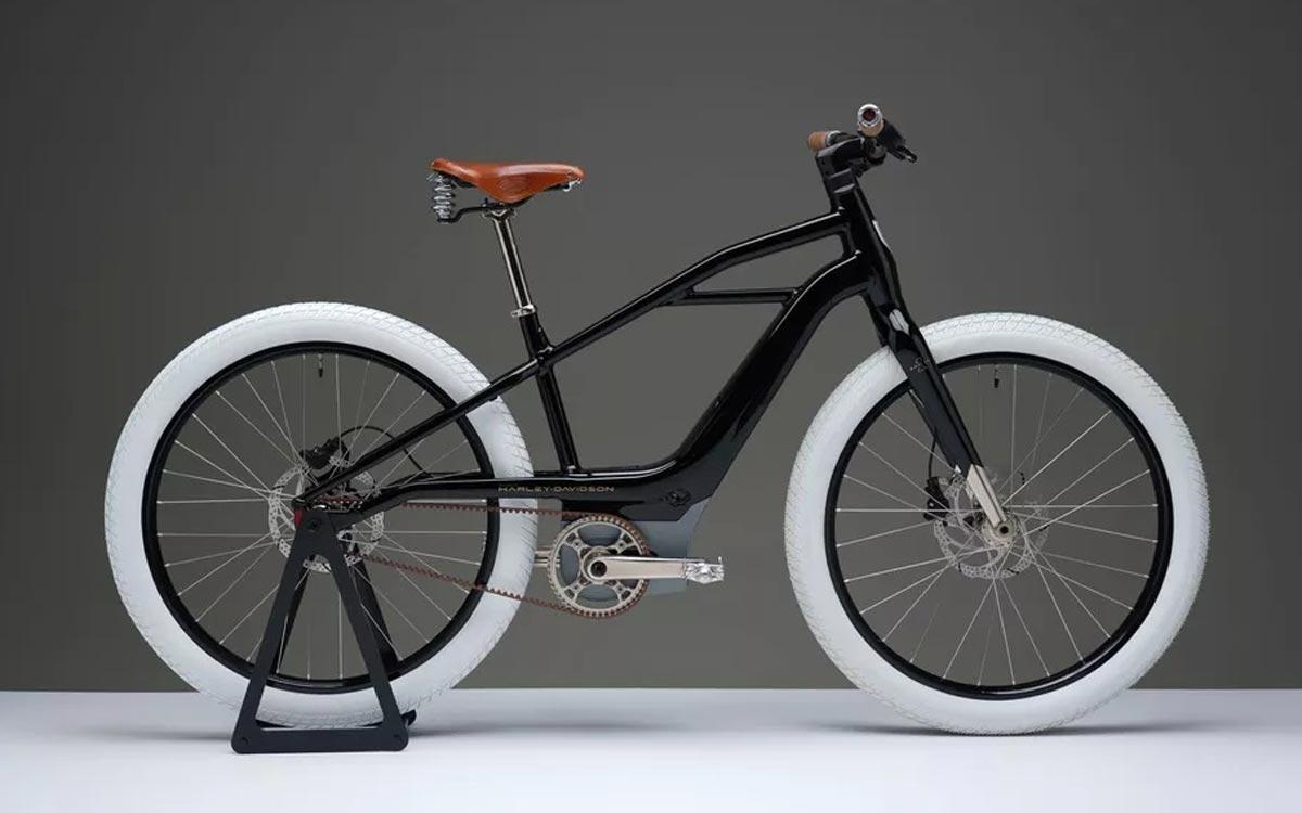 Vélo électrique Serial 1 par Harley Davidson