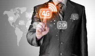 4G : la France sera totalement couverte en 2022