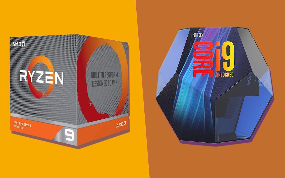 Comparatif meilleur processeur gaming 2021