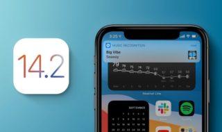 Apple : une mise à jour révisée d'iOS 14.2 uniquement pour l'iPhone 12
