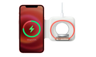 Chargeur double MagSafe