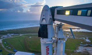 Crew Dragon, image SpaceX