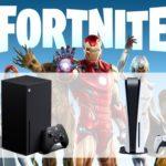 Fortnite Xbox Series X PS5