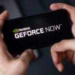 GeForce Now sur iPhone