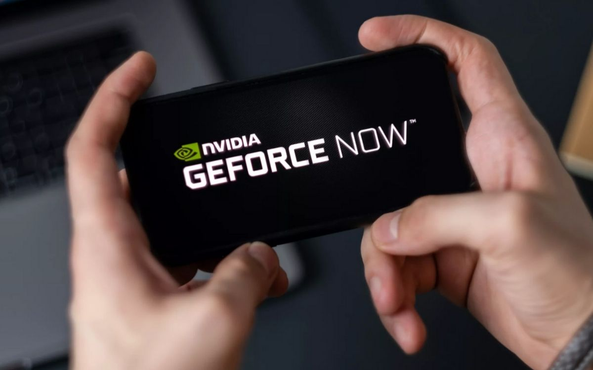 NVIDIA GeForce Now disponible sur iPhone et iPad