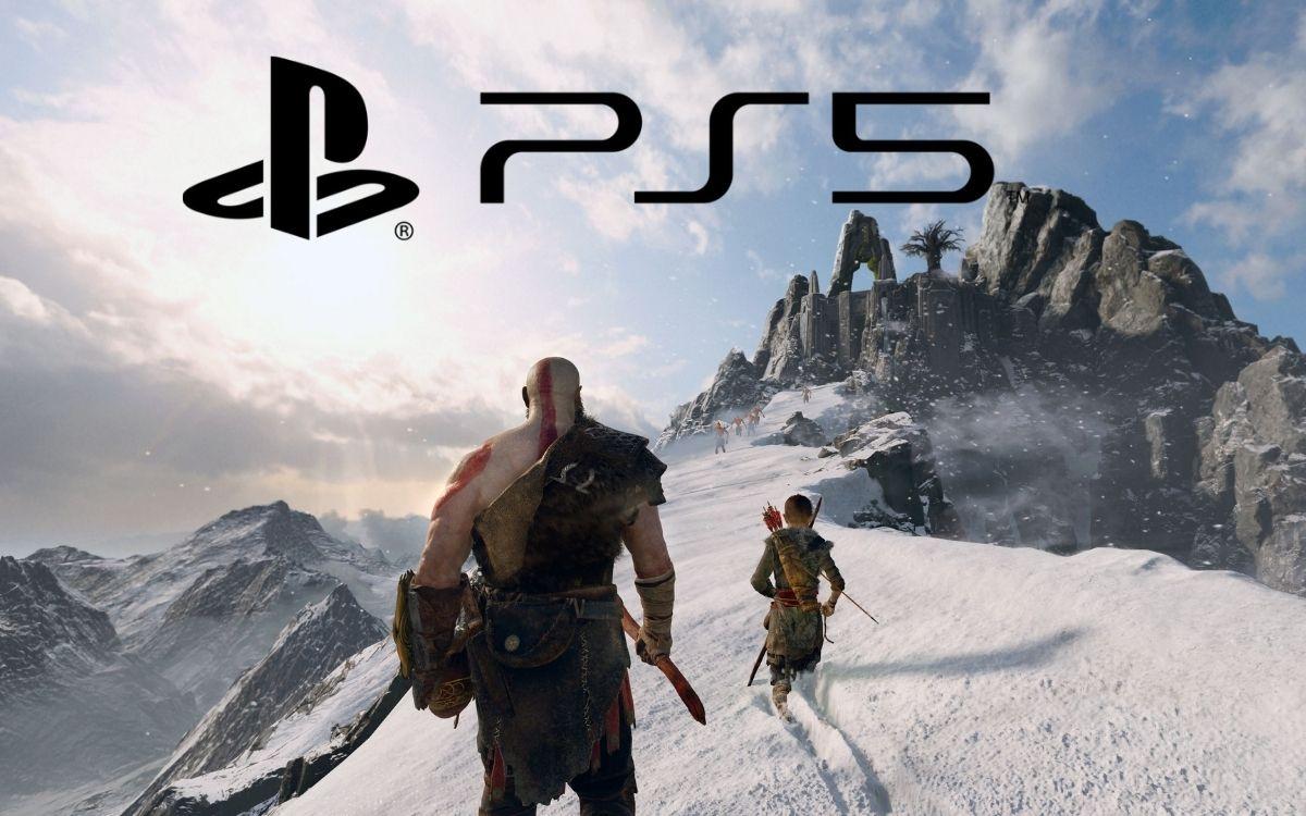 God of War PS5 Papergeek