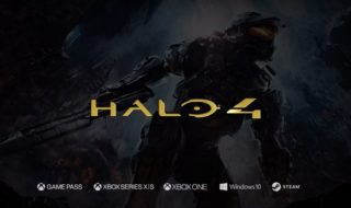 Halo 4 : une version remasterisée arrive sur PC et Xbox Series X le 17 novembre