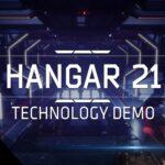 Hangar 21 Ray Tracing AMD