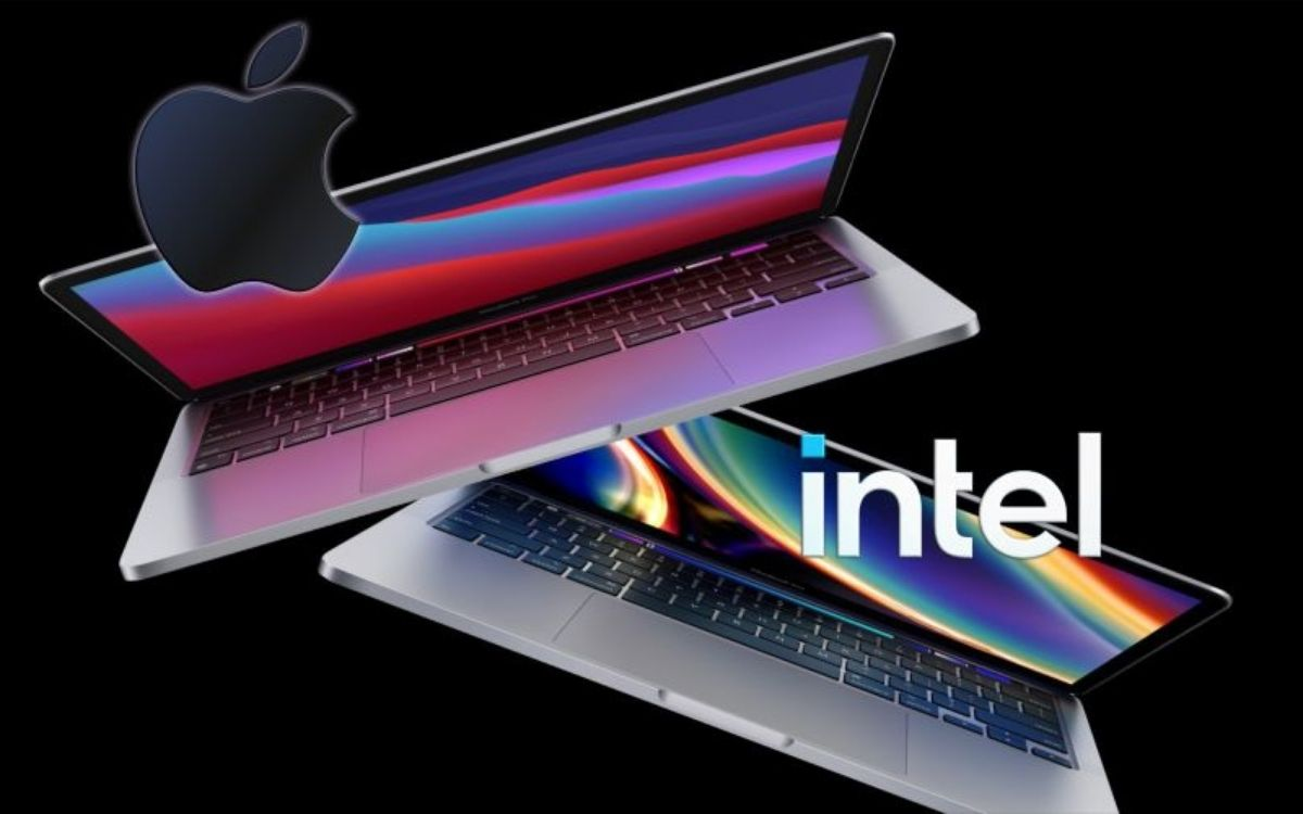 MacBook M1 vs MacBook Intel