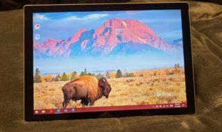Microsoft Surface Pro 8 et Laptop 4 : des photos fuitent sur la Toile
