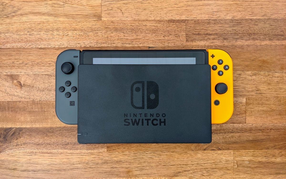Nintendo Switch Image Papergeek