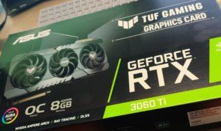 GeForce RTX 3060 Ti : plus puissante qu'une 2080 Super, 400 $, sortie le 2 décembre