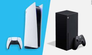 PS5 vs Xbox Series X