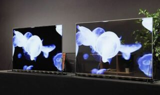 Panasonic : sortie du premier écran OLED transparent en décembre
