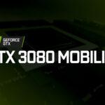 RTX 3080 3070 3060 PC portables