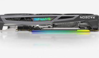 Radeon Sapphire RX 6800 XT Nitro+