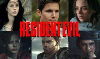 Resident Evil : après le casting, voici les toutes premières images du film