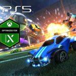 Rocket League PS5, Xbox Series
