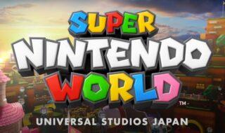 Super Nintendo World : un Direct inédit, diffusé ce soir à minuit