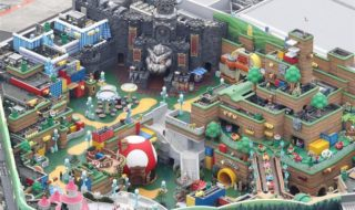 Super Nintendo World : des photos inédites du nouveau parc d'attraction d'Universal Studios à Osaka