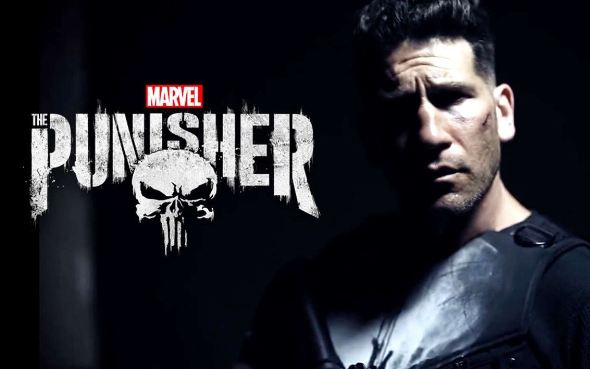 The Punisher Jon Bernthal Saison 3